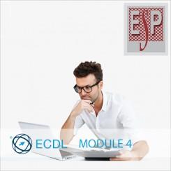 Подготовка за ECDL, Модул 4