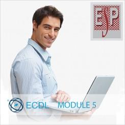 Подготовка за ECDL, Модул 5
