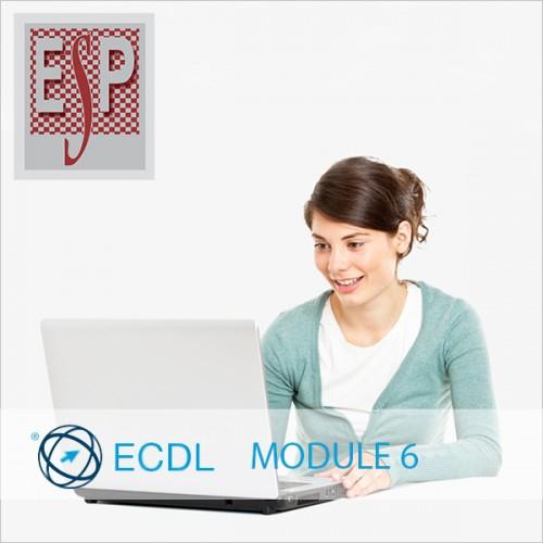 Подготовка за ECDL, Модул 6