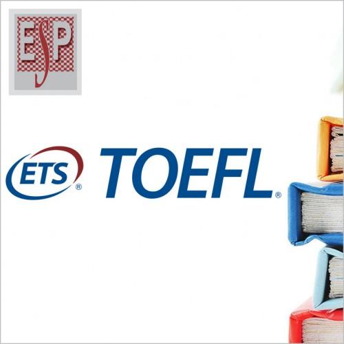 Подготовка за ibt TOEFL