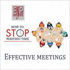 Ефективно водење состаноци