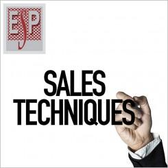 Продажба и техники на продажба